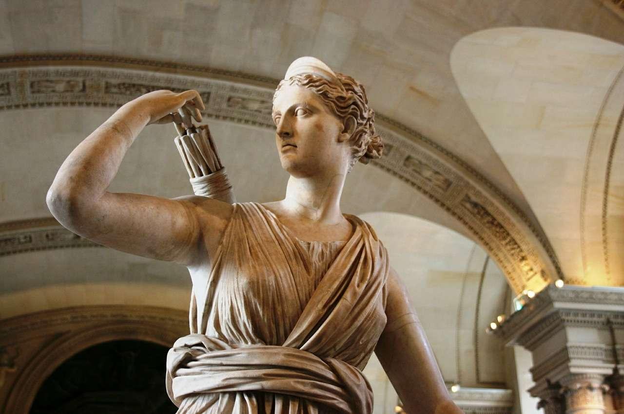 női lélek, ókori istennők, archetípusok