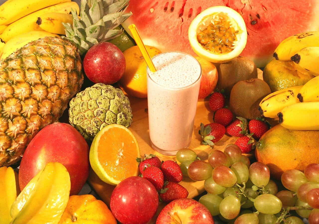gyümölcsök, C vitamin, őssejtek