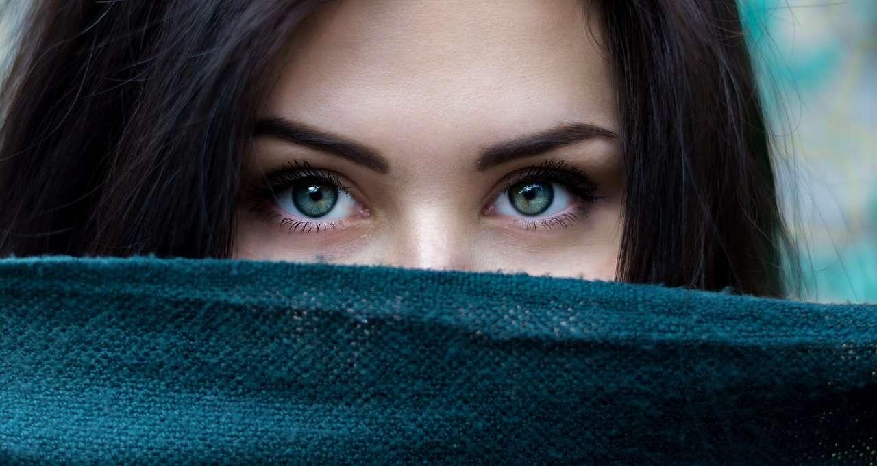 lélek tükre, szem,látás